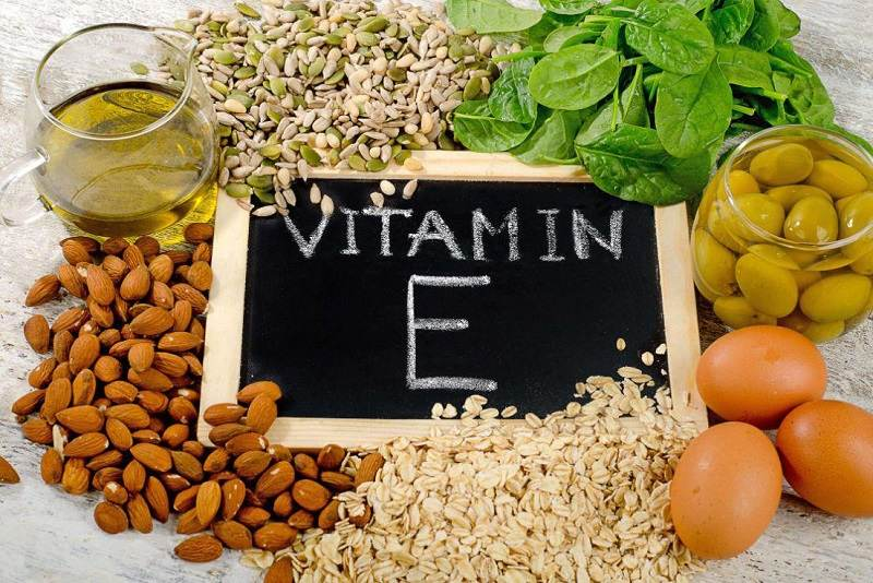 Người bệnh nên ăn nhiều thực phẩm giàu vitamin E