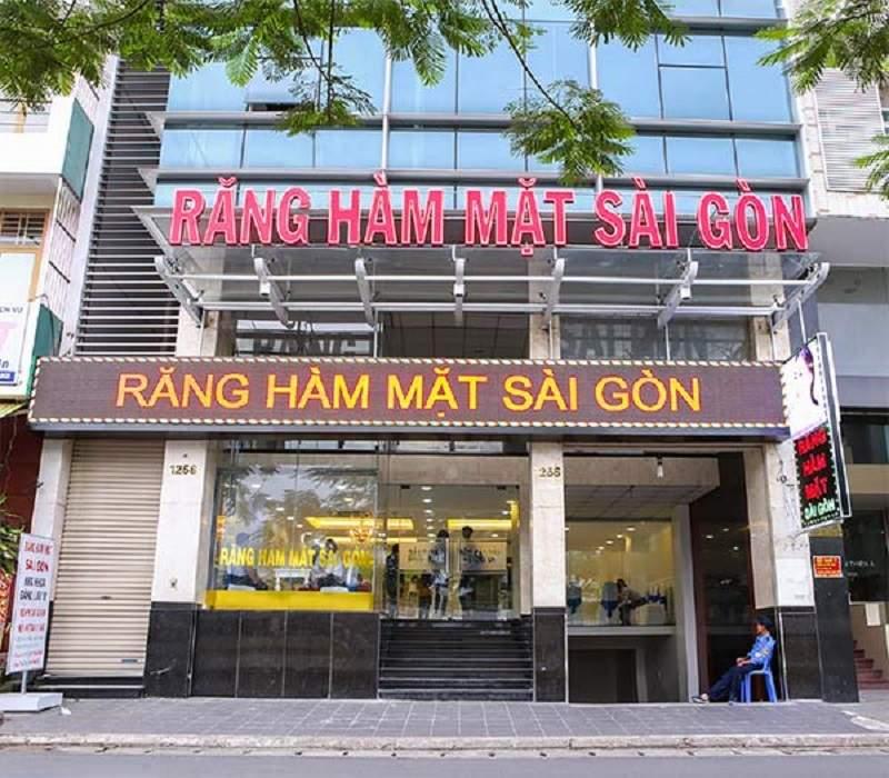 Bệnh viện Răng Hàm Mặt Quốc tế Sài Gòn là địa chỉ tin cậy của nhiều bệnh nhân bị ép xe