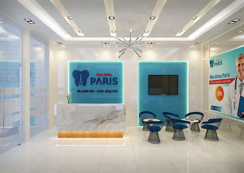 Nha khoa Paris là địa chỉ làm răng vàng uy tín
