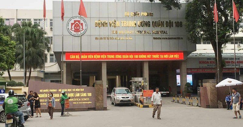 Một trong những địa chỉ tin cậy chữa răng buốt tại Hà Nội chính là Bệnh viện 108