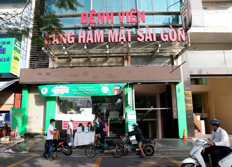 Bệnh viện Răng Hàm Mặt Quốc tế Sài Gòn luôn được người dân đánh giá cao, là địa chỉ chữa bệnh tuyệt vời