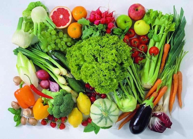 Người bệnh nên ăn nhiều rau củ quả khi bị viêm nha chu