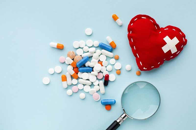 Các loại thuốc được chỉ định để kiểm soát ổ viêm