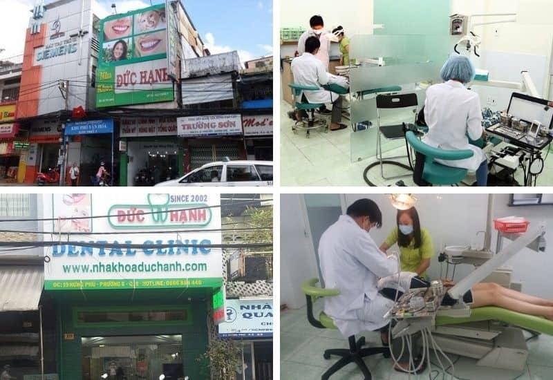 Nha khoa Đức Hạnh là phòng khám rất nổi tiếng tại thành phố Hồ Chí Minh