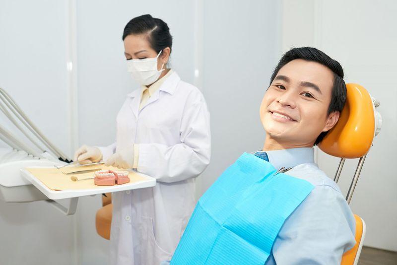 Nha khoa có nhiều dịch vụ thẩm mỹ, phục hình răng