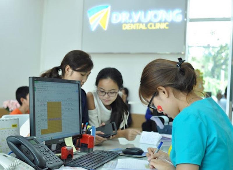 Hiện tại nha khoa Dr Vương đang có 2 cơ sở chính tại khu vực thành phố Hồ Chí Minh