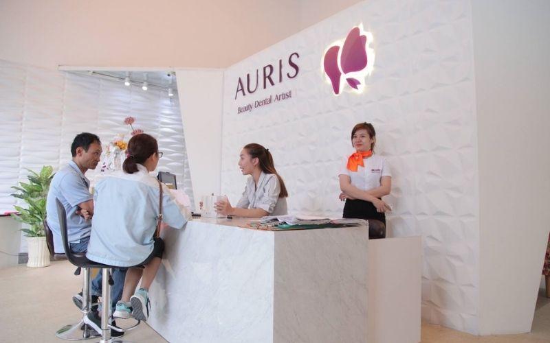 Nha khoa My Auris có cơ sở khang trang, được nhiều khách hàng đánh giá cao