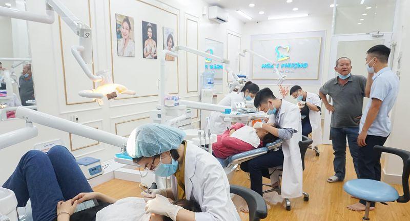 Nha khoa Ngân Phượng là địa chỉ khám răng, thẩm mỹ nha khoa nổi tiếng