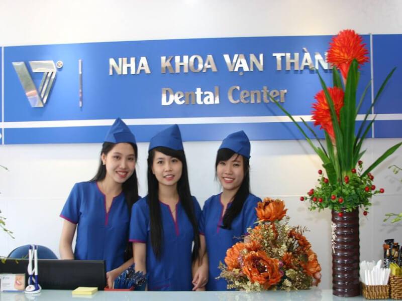 Nha khoa Vạn Thành được thành lập bởi tập đoàn Y Khoa Vạn Thành