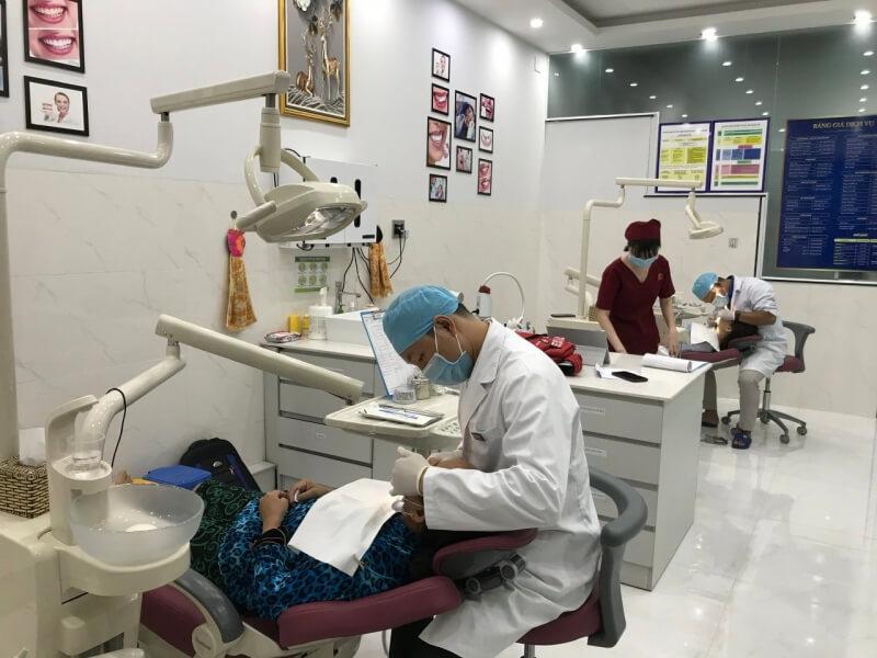 Hiện tại, nha khoa Vạn Thành đang phát triển nhiều dịch vụ khác nhau
