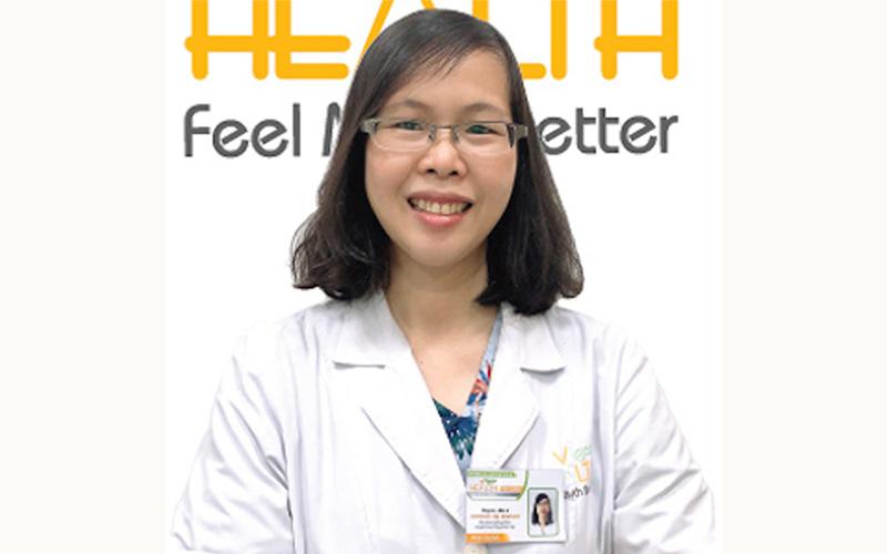 Ths.BS Trương Thị Hoài An là bác sĩ nha khoa giỏi tại TPHCM