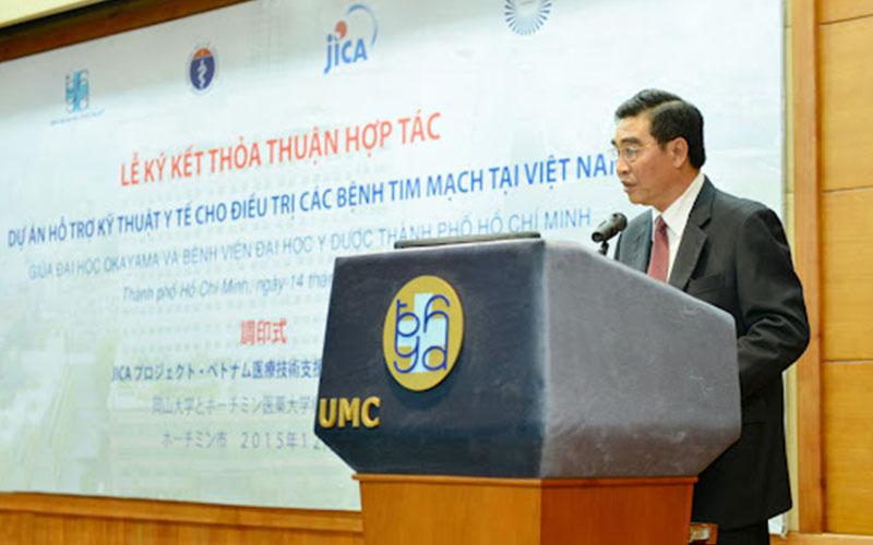 TS.BS Ngô Đồng Khanh là Chủ tịch Hội Răng hàm mặt TPHCM