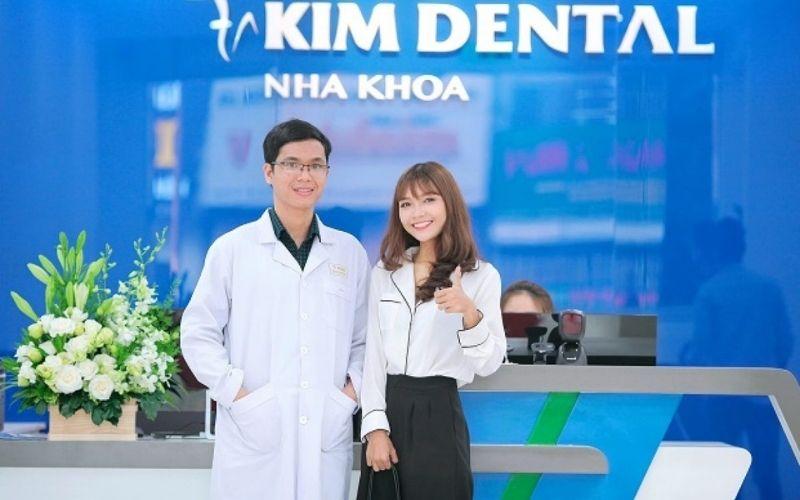 Nha khoa Kim được nhiều người lựa chọn và đánh giá cao ở TPHCM