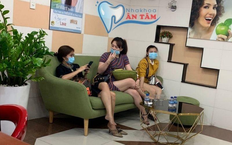 Phòng khám Ân Tâm được nhiều người bệnh tại khu vực phía Nam lựa chọn