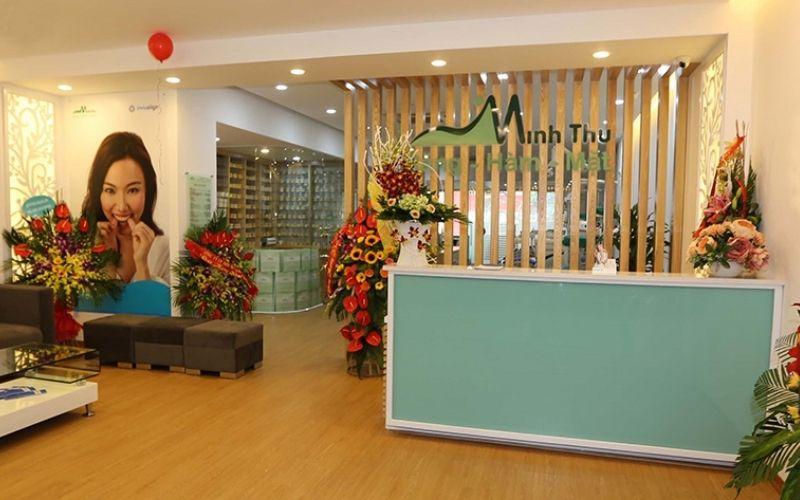 Phòng khám có cơ sở vật chất khang trang
