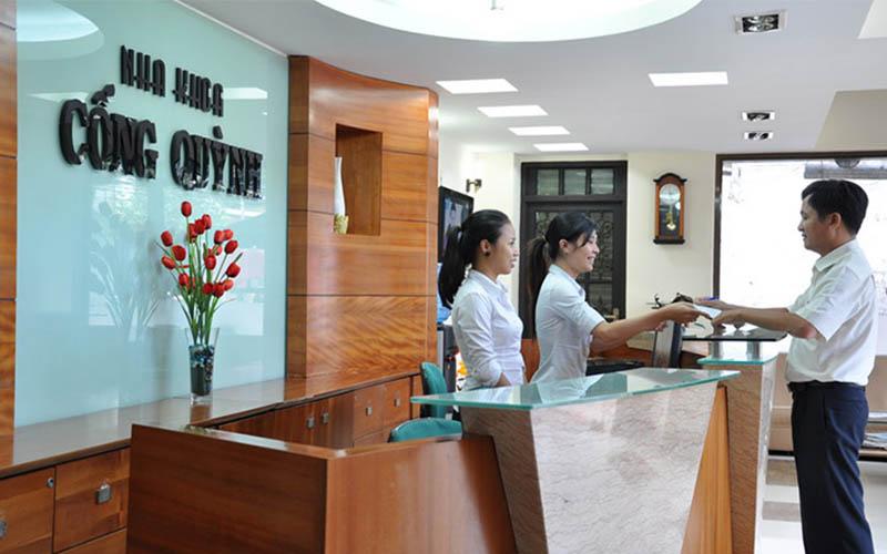 Phòng khám Cống Quỳnh mang đến dịch vụ tốt nhất cho khách hàng