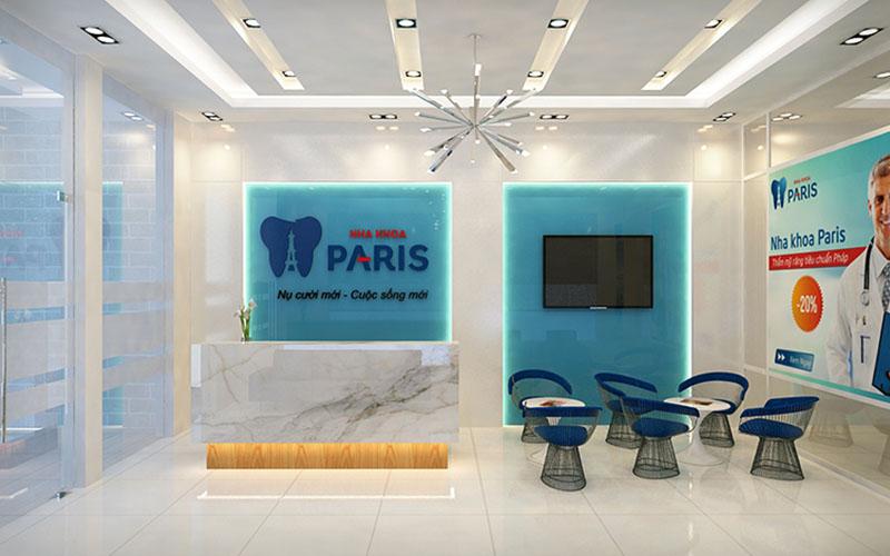 Paris được chú trọng đầu tư hệ thống thiết bị và cơ sở vật chất
