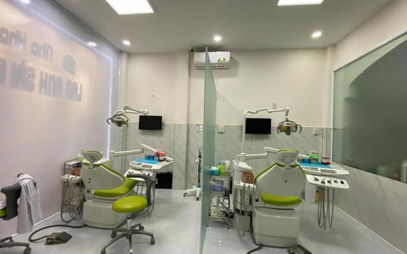 Phòng khám Lan Anh nha khoa Quận 2 có thiết bị hiện đại