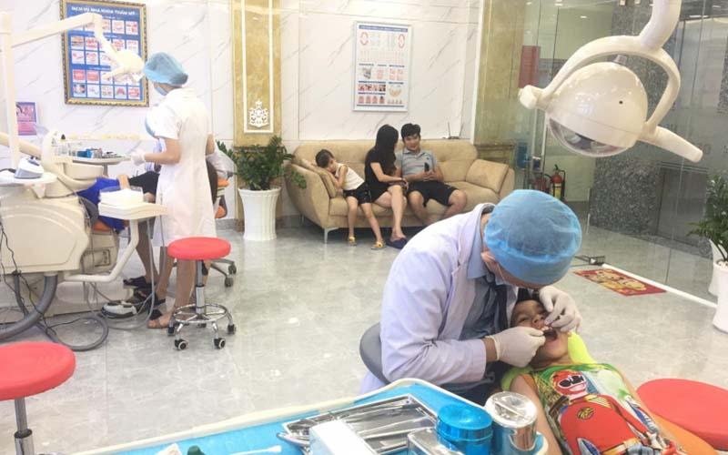 Nha khoa thẩm mỹ Asia sở hữu nhiều bác sĩ giàu kinh nghiệm