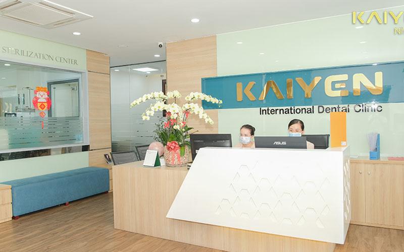 Cơ sở vật chất khang trang tại KaiYe