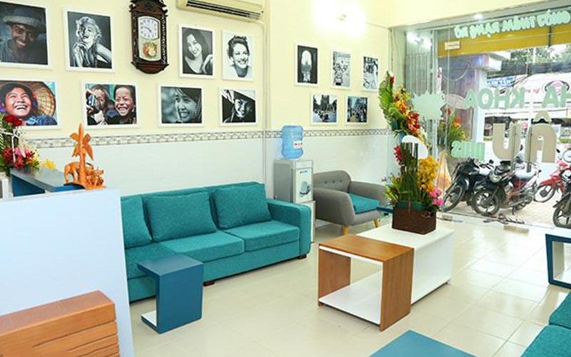 Nha Khoa Quốc Tế K-Da có cơ sở vật chất khang trang, thiết bị hiện đại