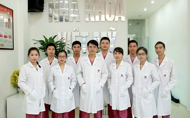 Phòng khám Việt Mỹ sở hữu đội ngũ bác sĩ chuyên môn giỏi